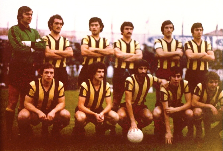 Barakaldo CF Terrasa FC 1977_78
