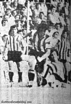 Carmelo dani historicobarakaldocf athletic club