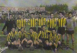 Histórico Barakaldo C.F. Real madrid