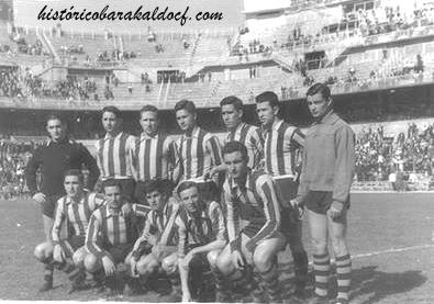 Real Madrid histórico Barakaldo cf