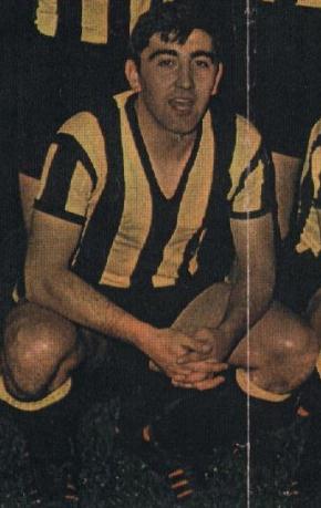 Barakaldo C.F. Juanjo Benito 1974