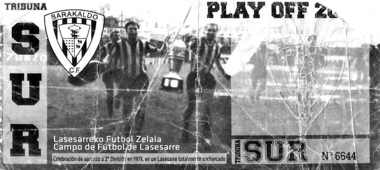 Barakaldo C.F. - Lleida Lasesarre 2016