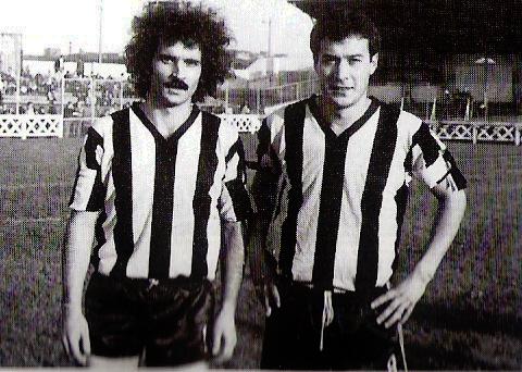 Barakaldo CF Sebas y Manolo