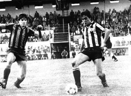 Derby Barakaldo - Sestao (Temporada 1983-1984)