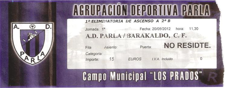 parla entrada Barakaldo CF 2012