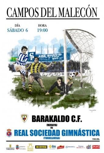 Torrelavega- Barakaldo CF 2012-2013