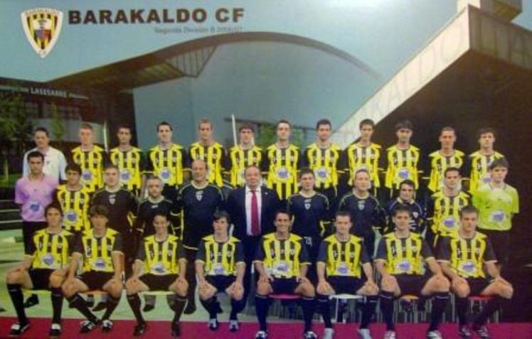 Barakaldo C.F. 2006_07
