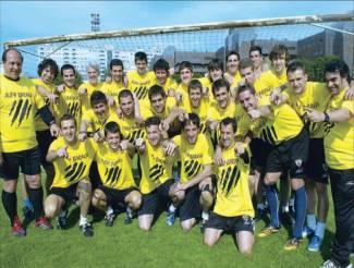 Barakaldo C.F. 2007_08