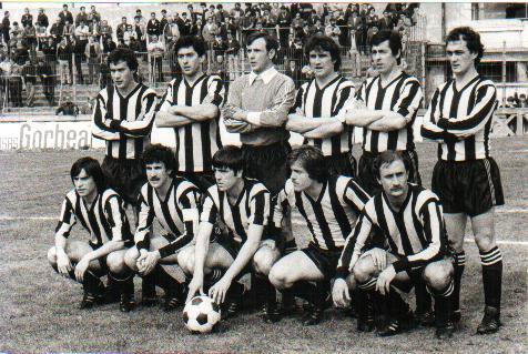 Barakaldo C.F. - Alavés 1979-80