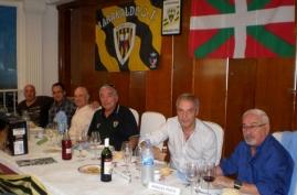 XIX encuentro de la asociación Lasesarre horibaltza 25 de Octubre de 2014