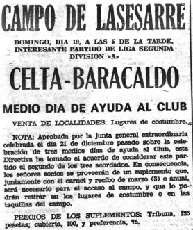 Barakaldo Celta 1978