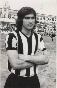 José Ignacio OÑAEDERRA Bayón (17/02/1952 Santurtzi-Bizkaia) Baracaldo C.F. 1973-75