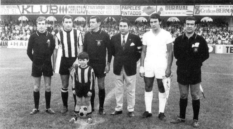 Barakaldo CF Real Madrid Goyenechea