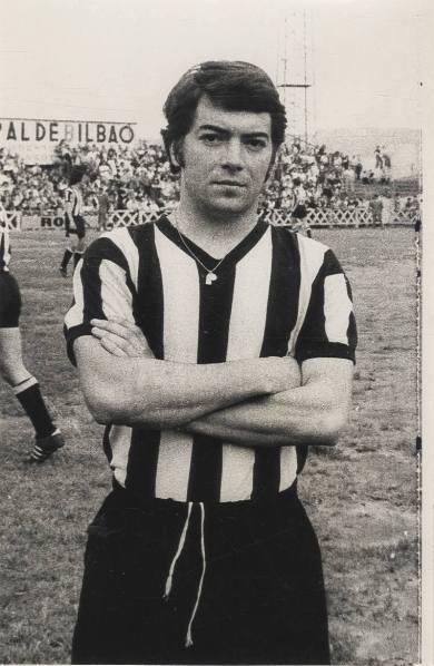 Eduardo Sainz Quintana TXIKI SAINZ (18/01/1952 Gernika) Baracaldo C.F. 1974-81