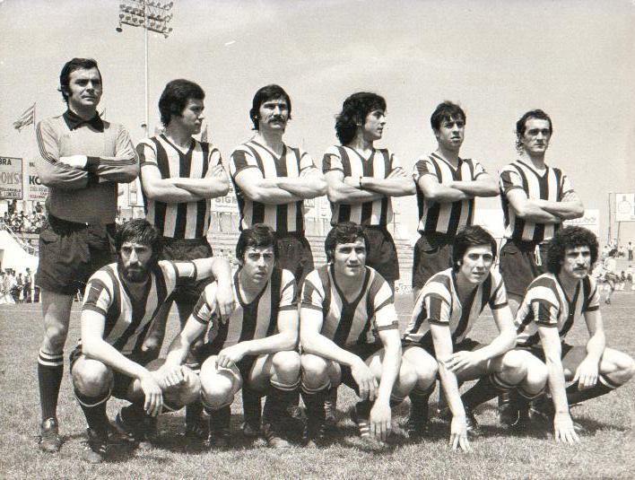 Barakaldo CF Tenerife 1978