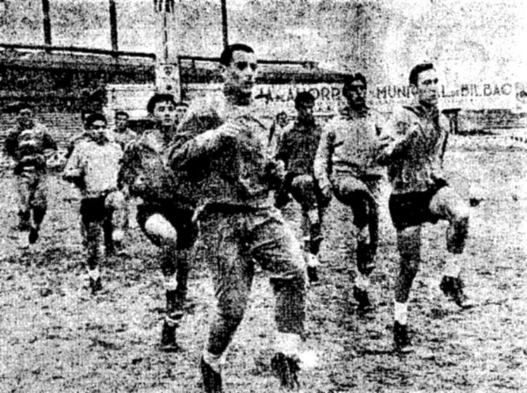 Barakaldo CF UD Salamanca 1968
