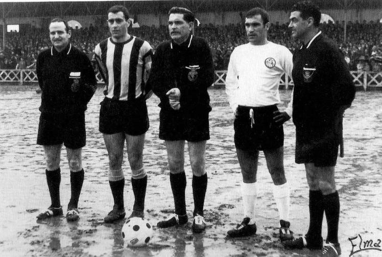 Barakaldo CF UD Salamanca 26 de Mayo de 1968
