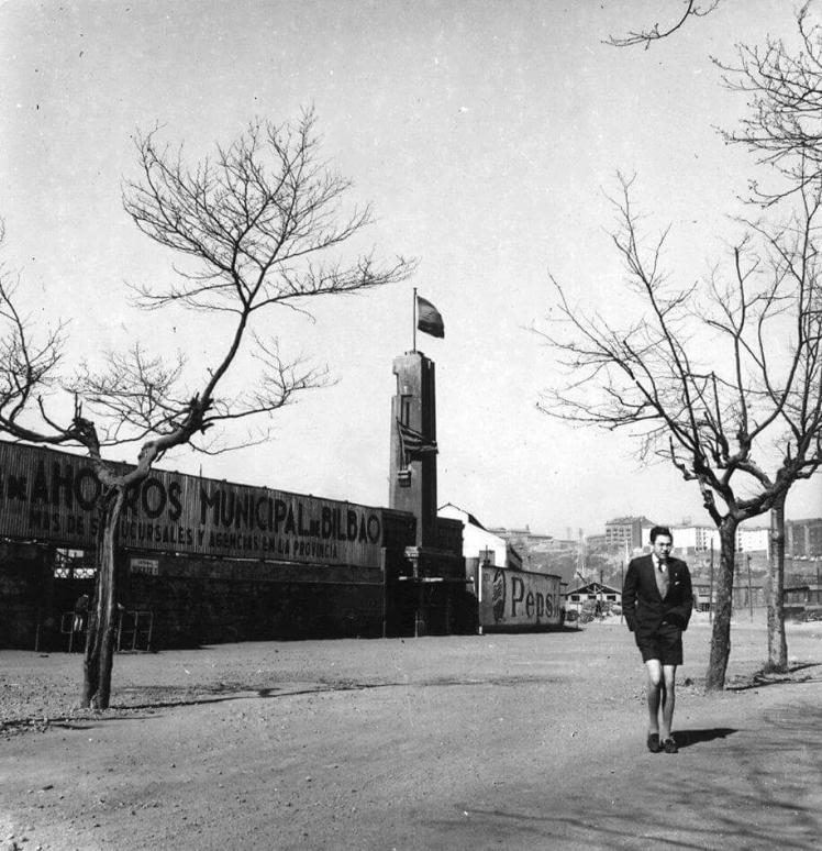 Lasesarre años 60 histórico Barakaldo CF