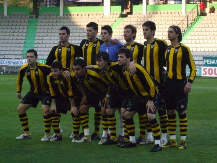 Racing de Ferrol- Barakaldo CF 2009-10