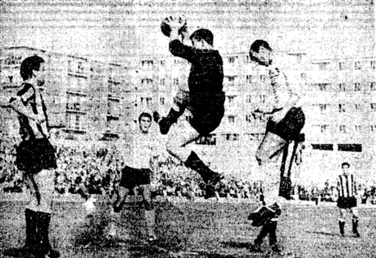 Union D. Salamanca Barakaldo CF 1968