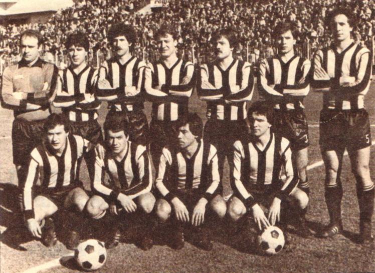 Barakaldo C.f. Rayo Vallecano 1981
