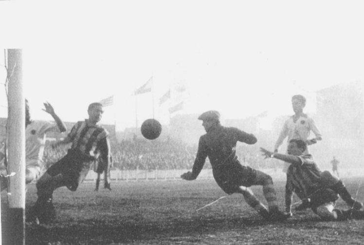 Barakaldo CF 1948 pérez-payá