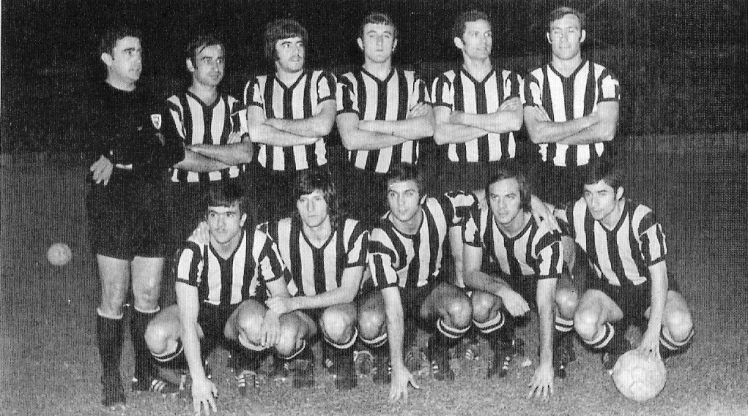 Club Baracaldo 1972-73