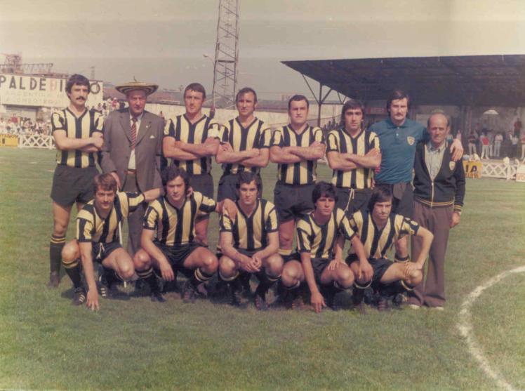 Barakaldo Cf 1976