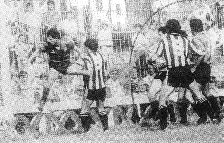 Barakaldo CF Mallorca At 1986