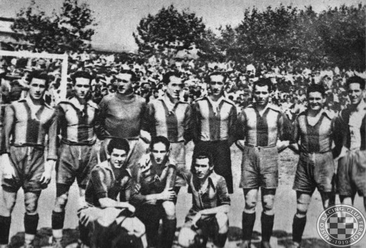 Barakaldo Cf oriamendi semifinal copa Lasesarre Racing Ferrol