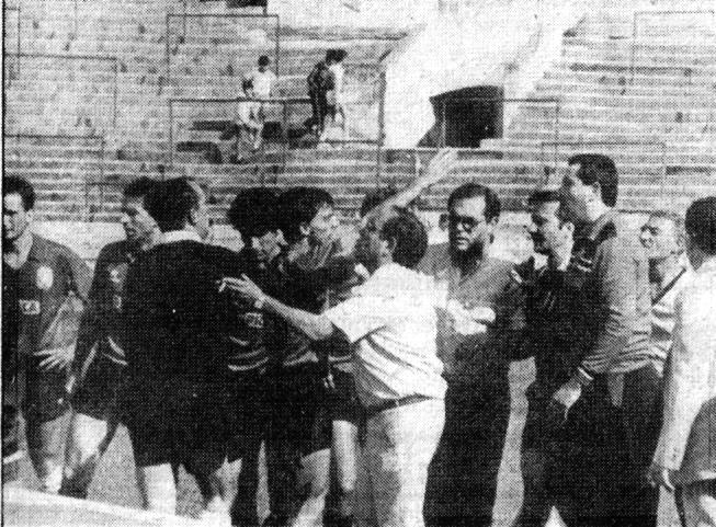 Mallorca At Barakaldo CF 1986 tangana