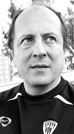 Rocky Liceranzu entrenador Barakaldo C.F