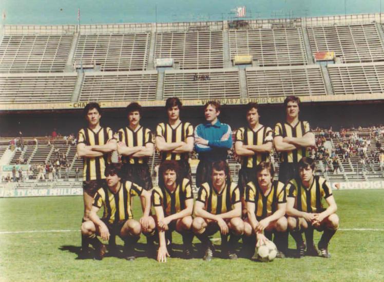Vicente Calderon Barakaldo CF 1979-80