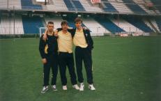 Aitor Agirre, Gonzalo, Mikel HistoricoBarakaldo C.F