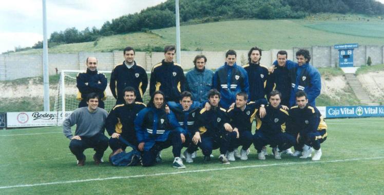 Historico Barakaldo CF 1997