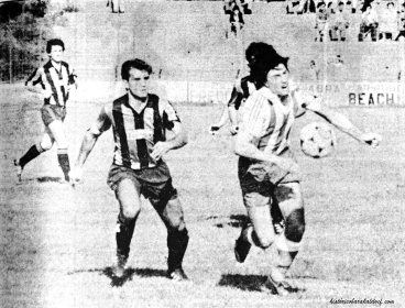 Erandio historico barakaldo cf 1983